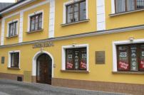 (Slovak) Meštiansky dom Alexandra Lombardiniho, ŽilinaBurgher House of Alexander Lombardini, Žilina