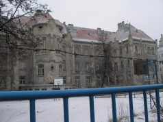 Reconstruction of the Secondary Grammar School, Grösslingova 18, Bratislava