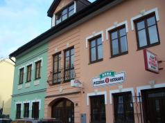 Burgher House, 17, 19 Jozefská St., Bratislava