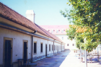 Castle winery in the Bratislava Castle area